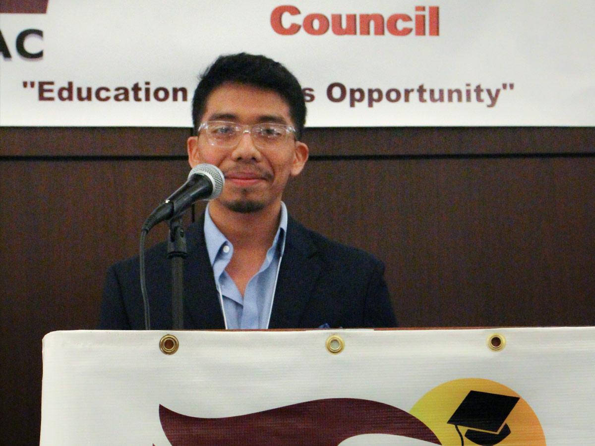 HCAC keynote speaker Hector