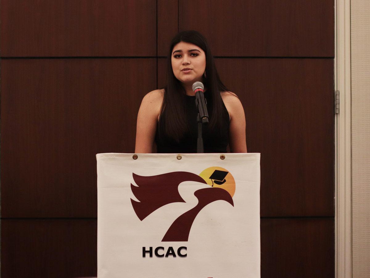 Jasmine 2019 Keynote Speaker HCAC